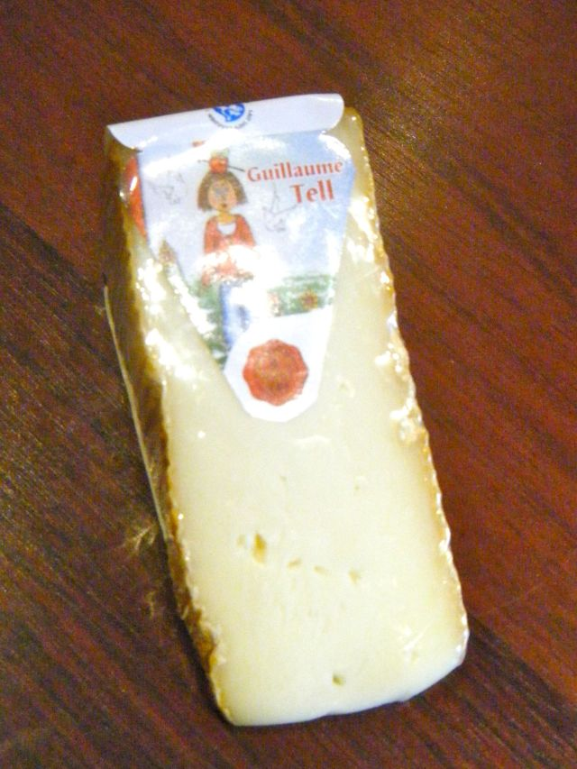 Guillaume Tell Cheese
