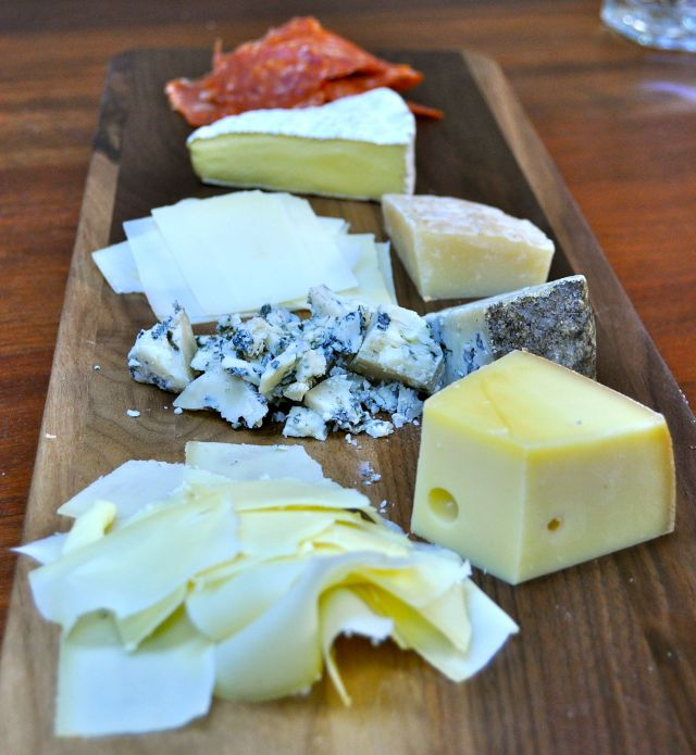 Holiday Cheese Board