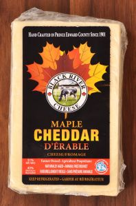 Maple Cheddar Cheese Black River