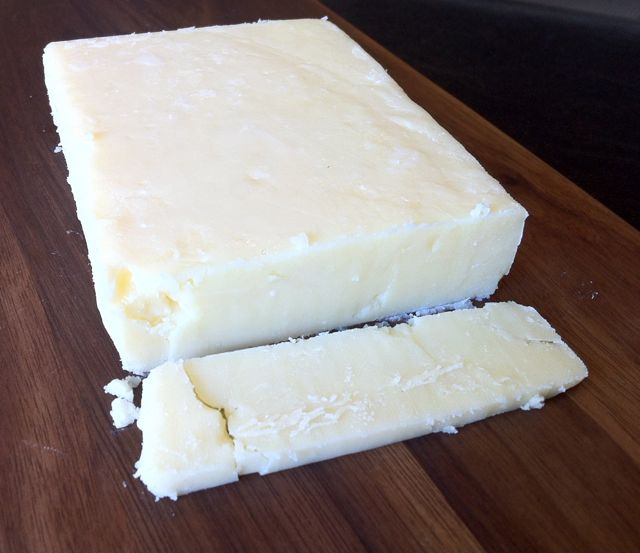 Three Year Organic Cheddar