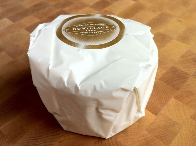 DuVillage Le Triple Creme Cheese