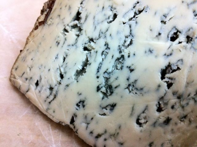 Valdeon Blue Cheese Up Close